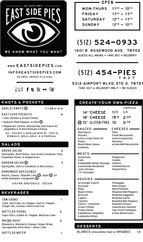 eastsidepies-menu1