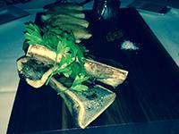 III Forks - Wagyu Beef bone marrow