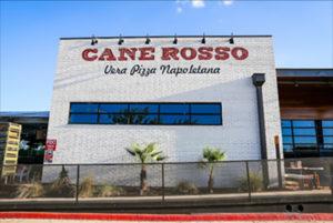 Cane Rosso Austin Texas Pizza