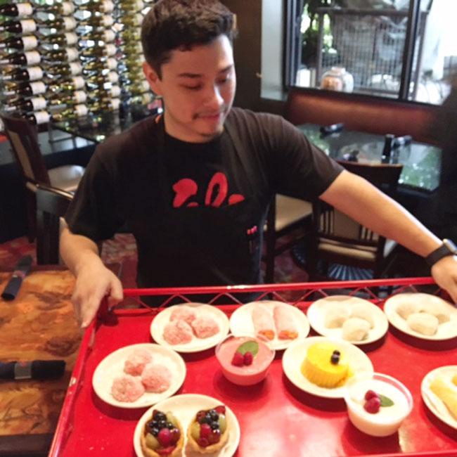 The wonderful fare at Chinatown restaurant Austin Texas