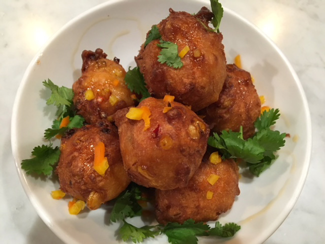Epicure Corn Fritters