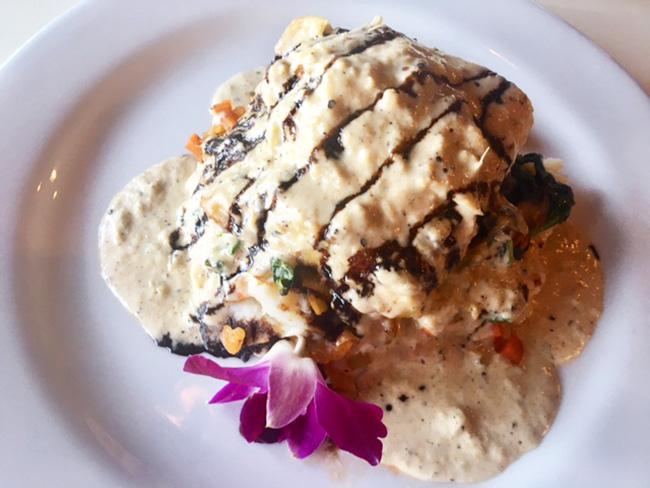 The Halibut Anikara EurAsia Sushi Bar Seafood Austin TX