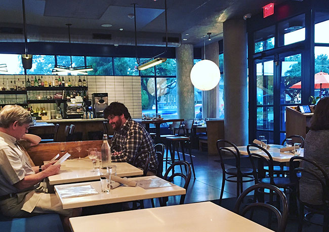 Cantine Restaurant on South Lamar Austin, Texas