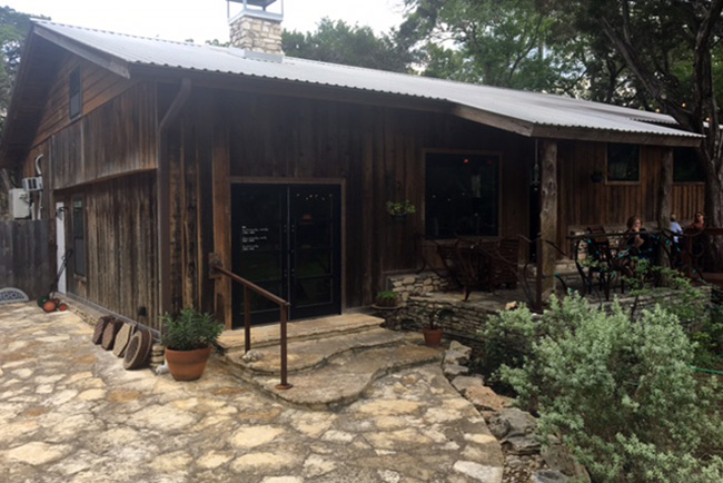 Jobell Cafe & Bistro Winberley Texas Hill Country restaurant