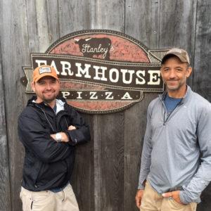 Stanleys Farmhouse Pizza Austn Texas