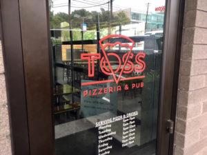 Toss Pizzeria Austin Texas Pizza